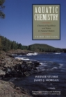 Aquatic Chemistry : Chemical Equilibria and Rates in Natural Waters - eBook