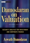 Damodaran on Valuation : Security Analysis for Investment and Corporate Finance - Book