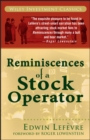 Reminiscences of a Stock Operator - Book