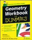 Geometry Workbook For Dummies - Book