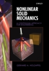 Nonlinear Solid Mechanics : A Continuum Approach for Engineering - Book