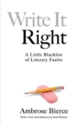 Write It Right - eBook
