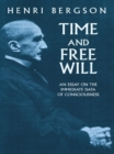 Time and Free Will - eBook