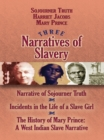 Three Narratives of Slavery - eBook