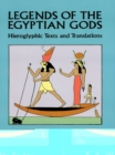 Legends of the Egyptian Gods - eBook
