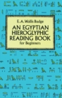 Egyptian Hieroglyphic Reading Book for Beginners - eBook
