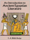 An Introduction to Ancient Egyptian Literature - eBook