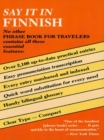 Say It in Finnish - eBook