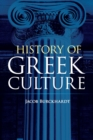 History of Greek Culture - eBook