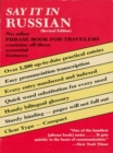 Say It in Russian (Revised) - eBook
