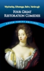 Four Great Restoration Comedies - eBook