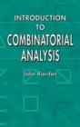 Introduction to Combinatorial Analysis - eBook