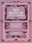Art Nouveau Frames and Borders - eBook