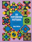 One Hundred and One Patchwork Patterns - Book