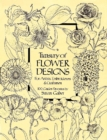 Treasury of Flower Designs for Artists, Embroiderers and Craftsmen - Book