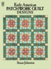Early American Patchwork Quilts to Color - Book