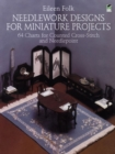 Needlework Designs for Miniature Projects - Book