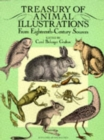 Treasury of Animal Illustrations from Eighteenth Century Sources - Book