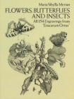 Flowers, Butterflies and Insects - Book
