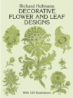 Decorative Flower and Leaf Designs - Book