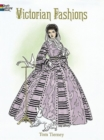 Victorian Fashions Coloring Book - Book