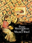Piano Masterpieces of Maurice Ravel - eBook