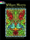 William Morris Stained Glass Coloring Book - Book