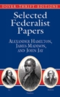 Selected Federalist Papers - Book