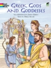 Greek Gods and Goddesses - Book