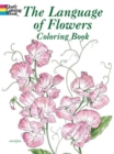 The Language of Flowers Coloring Book - Book