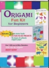 "Origami Fun Kit for Beginners : ""Birds in Origami"", ""Easy Origami"", ""Favorite Animals in Origami"" - Book"