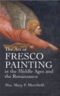 Art of Fresco Paint in Middle Ages - Book
