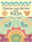 Designs and Motifs from India - Book
