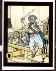 Pirates : Stained Glass Coloring Book - Book