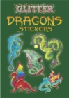 Glitter Dragons Stickers - Book
