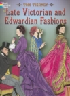 Late Victorian and Edwardian Fashions - Book