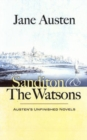 Sanditon and the Watsons - Book