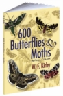600 Butterflies and Moths in Full Color - Book