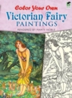 Color Your Own Victorian Fairy Paintings - Book