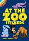 At the Zoo Stickers - Book