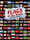 Flags of the World : 96 Color Stickers - Book