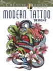 Creative Haven Modern Tattoo Designs Coloring Book - Book