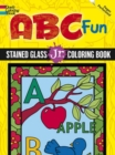 ABC Fun Stained Glass Jr. Coloring Book - Book