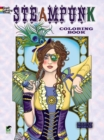Creative Haven Steampunk Coloring Book - Book