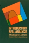 Introductory Real Analysis - Book