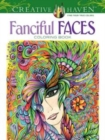 Creative Haven Fanciful Faces Coloring Book - Book