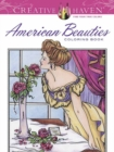 Creative Haven American Beauties Coloring Book - Book