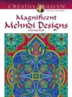 Creative Haven Magnificent Mehndi Designs - Book