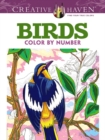 Creative Haven Birds Color by Number Coloring Book - Book