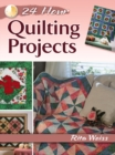 24-Hour Quilting Projects - Book